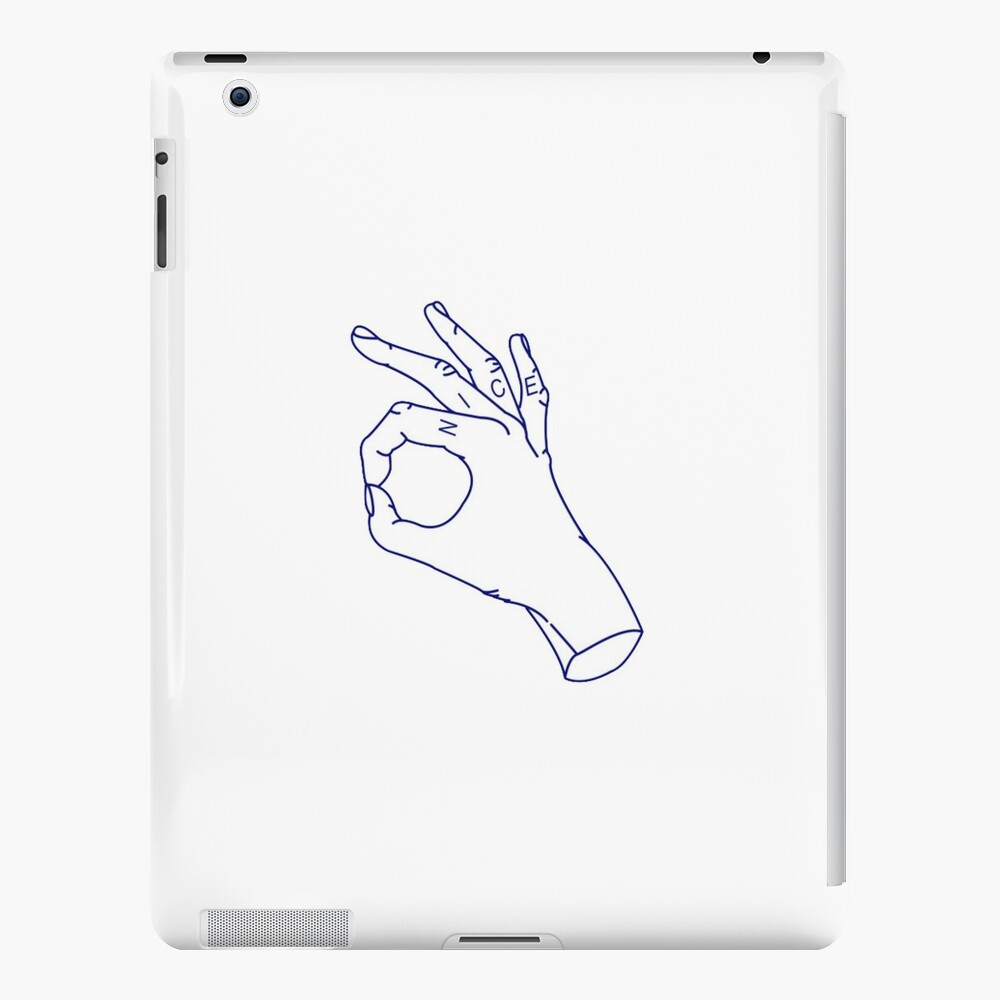 nette Hände iPad-Hüllen & Klebefolien