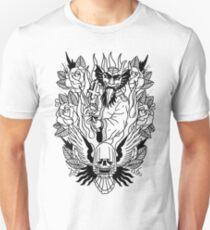 In Devil We Trust Lines T-Shirt