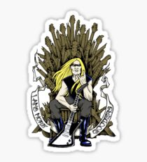 Game of Tones Sticker
