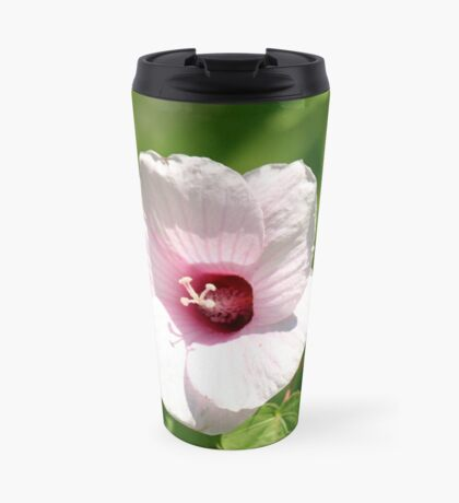 Blushing Greeting Travel Mug