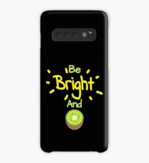 Bright and Kiwi Positivity Case/Skin for Samsung Galaxy
