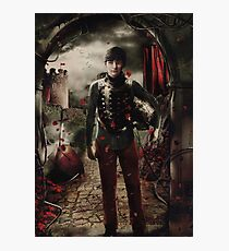 Camelot Set - Henry Photographic Print