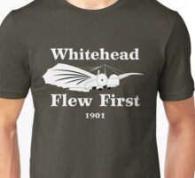 Whitehead Flew First T-Shirt
