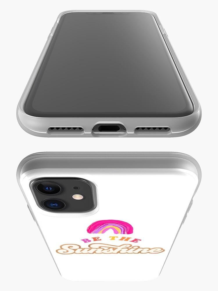 Alternative Ansicht von Sei der Sonnenschein - Pink Palette iPhone-Hülle & Cover