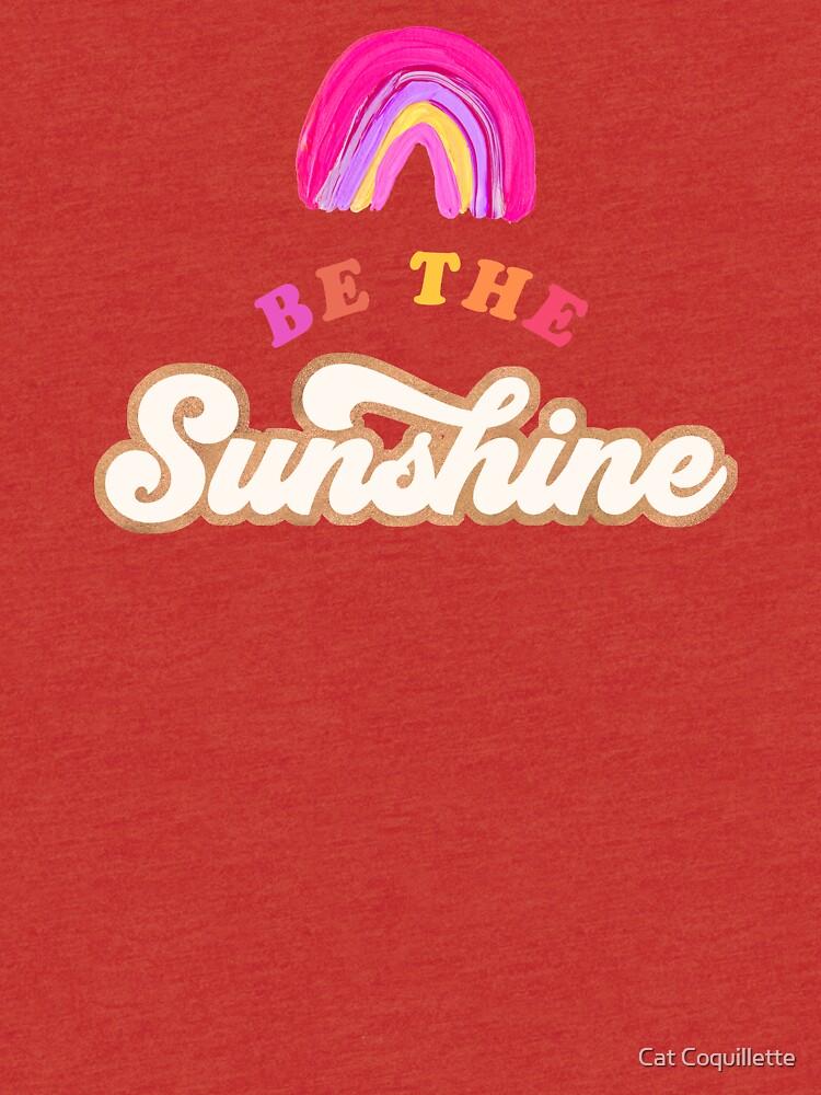 Sei der Sonnenschein - Pink Palette von catcoq