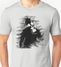 Sierra Madre worker out of the fog T-Shirt
