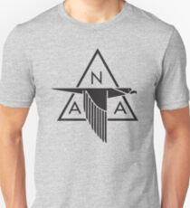 North American Aviation Logo (Black) T-Shirt