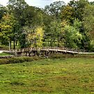 Old North Bridge by Monica M. Scanlan