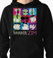 Invader Zim Collection Pullover Hoodie
