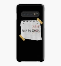 Back to school Case/Skin for Samsung Galaxy