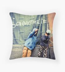OnePhotoPerDay Series: 278 by L. Throw Pillow