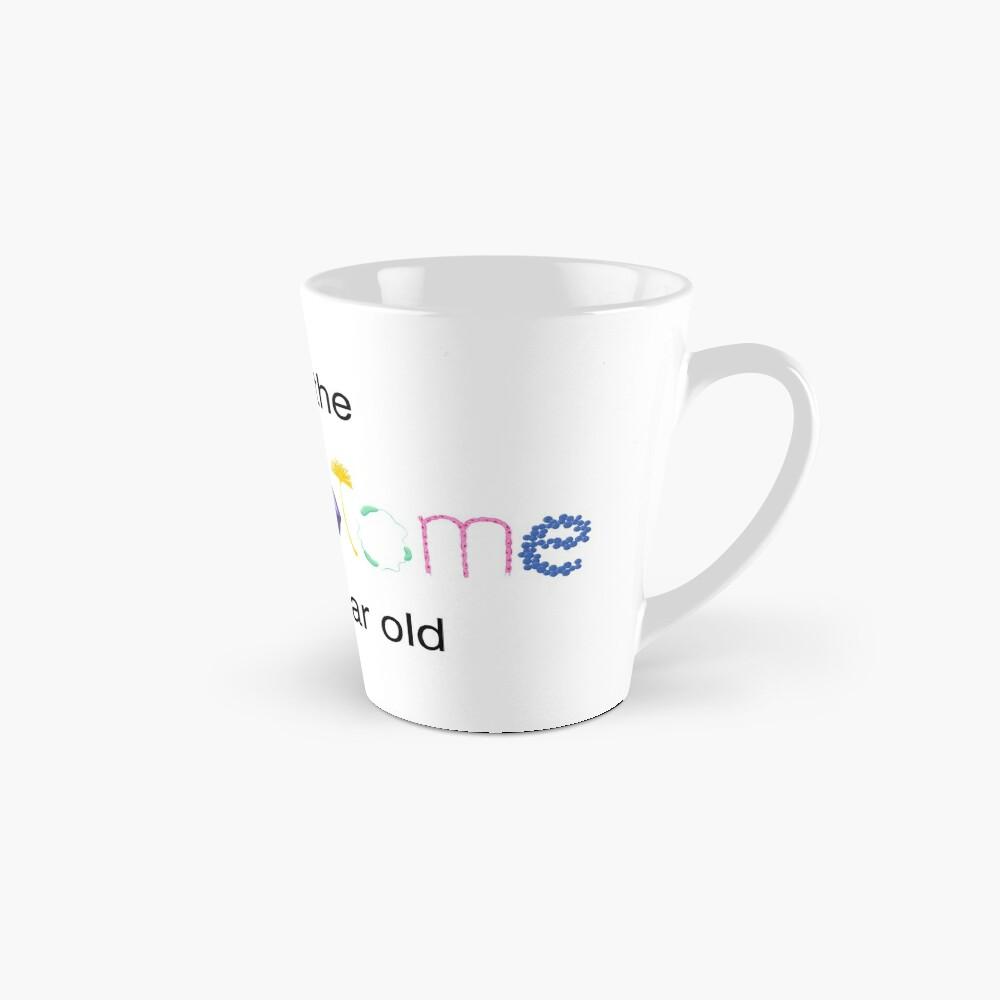 Young microbiome for light shirts Tall Mug