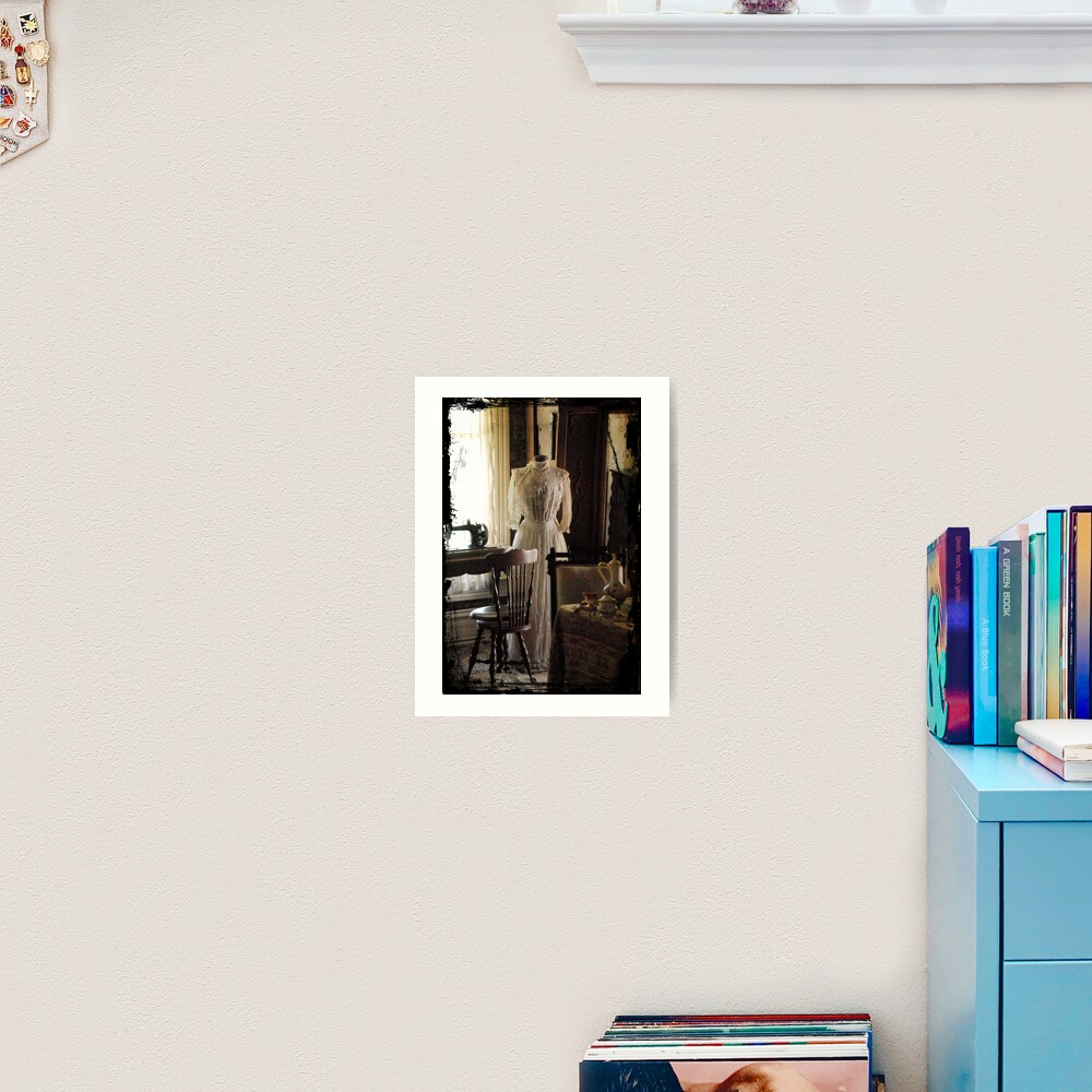 The Sewing Room Art Print