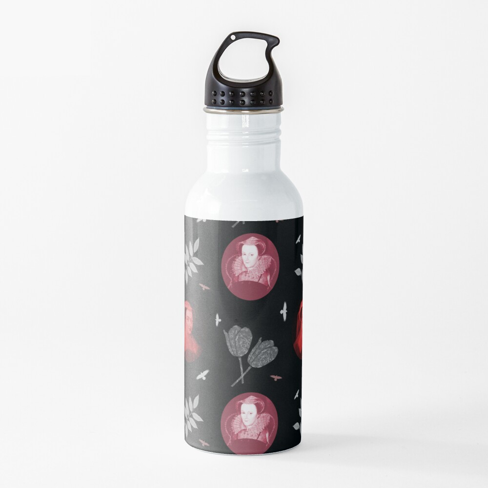 Mary Queen of Scots Water Bottle