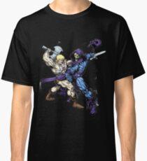 Heman versus Skeletor Classic T-Shirt