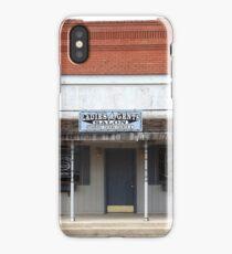 Erick, OK - Ladies and Gents Salon iPhone Case/Skin