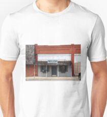 Erick, OK - Ladies and Gents Salon T-Shirt