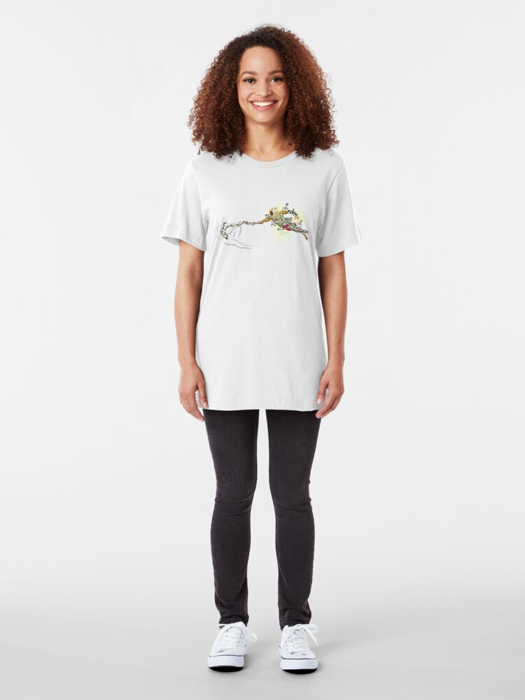 Alternate view of Creation Slim Fit T-Shirt