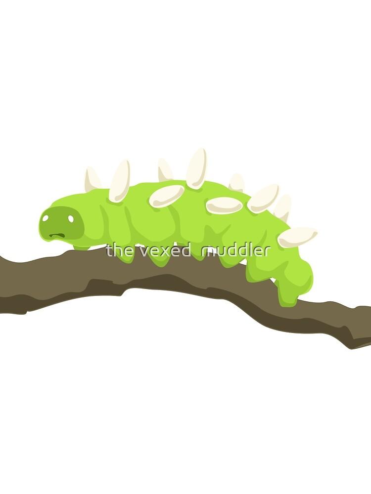 The Saddest Caterpillar by thevexedmuddler