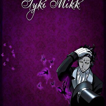 D. Gray Man - Tyki Mikk by xbritt1001x