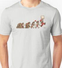 8 Bit Evolution Unisex T-Shirt