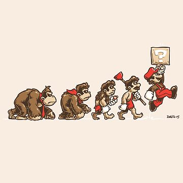 8 Bit Evolution by Obvian