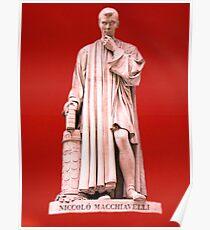 Niccolo Machiavelli Poster