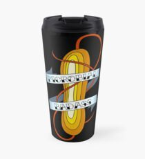 Microbial Badass Tattoo - full colour Travel Mug