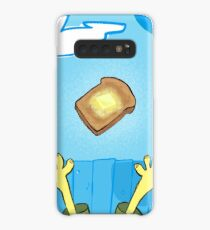 Buttered Toast  Case/Skin for Samsung Galaxy