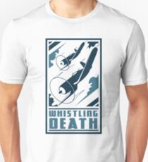 Whistling Death Unisex T-Shirt