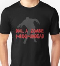 Dial a Zombie T-Shirt
