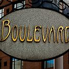 Boulevard  -  A World of Words by Buckwhite