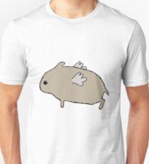 Flying Hamster Unisex T-Shirt