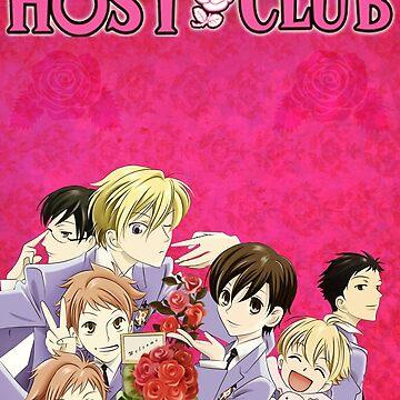 Ouran High School Host Club by xbritt1001x