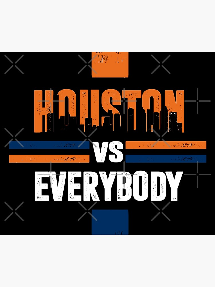 Houston sports fans  von tombalabomba