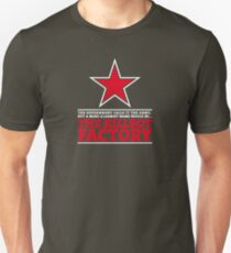 Killbot Factory Unisex T-Shirt