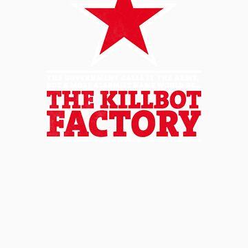 Killbot Factory by metalspud