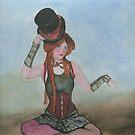 Steampunk  Doll by artymelanie