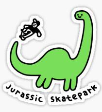 Jurassic Skatepark Sticker
