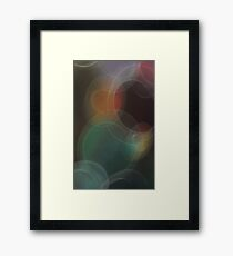 Symbiosis N°1 Framed Print