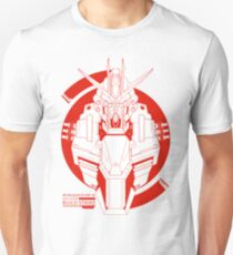 GAT-X105B Build Strike Gundam T-Shirt