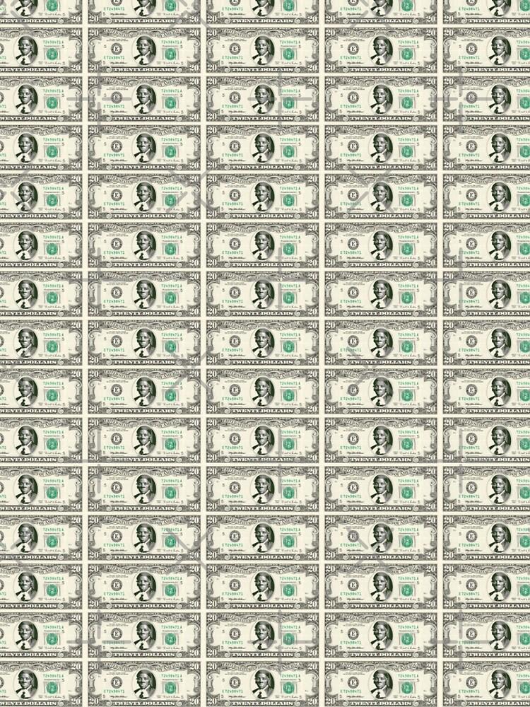 harriet tubman dollar by gossiprag
