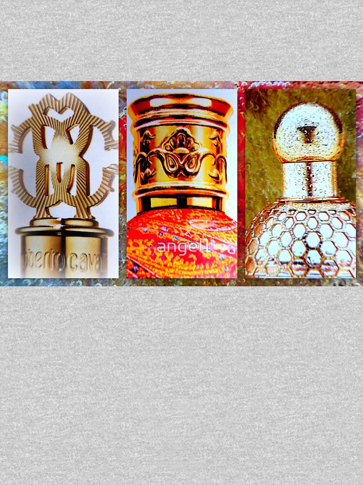 Perfume Bottle Tops von angel1
