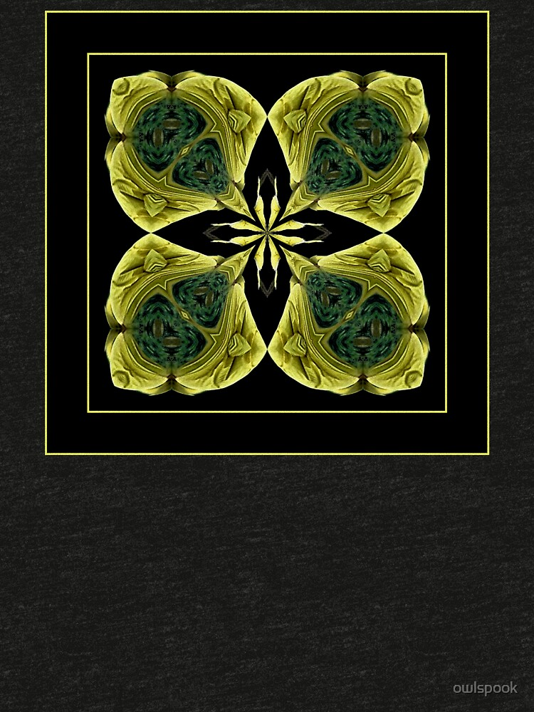 The Flower Shawl by owlspook