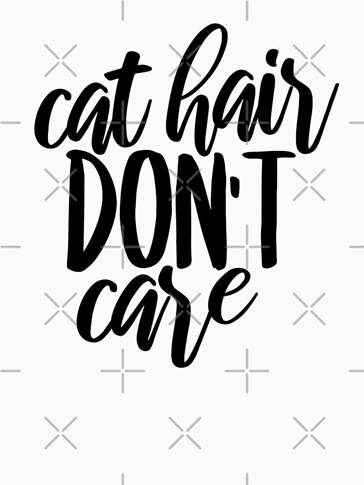 El pelo del gato no le importa de TswizzleEG
