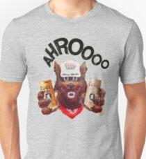 Camiseta ajustada Coors Light Beer Wolf (retro años 80)