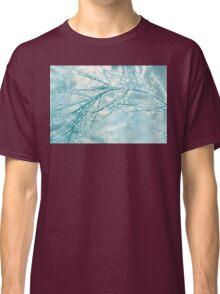 Dew Drops and Bokeh Classic T-Shirt