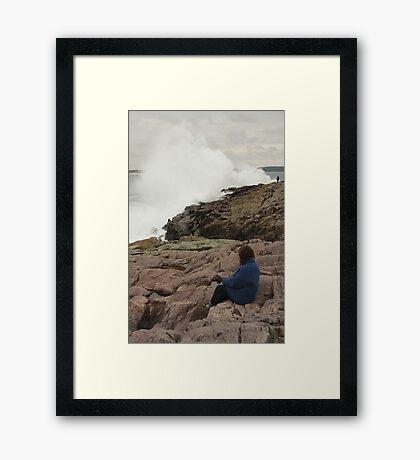 The Wrath of Igor Framed Print