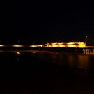 Derby Jetty at Night by Colin Dixon