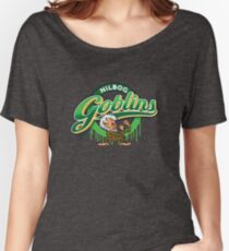Nilbog Goblins Women's Relaxed Fit T-Shirt